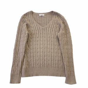 3/$22 St. John's Bay V Neck Sweater